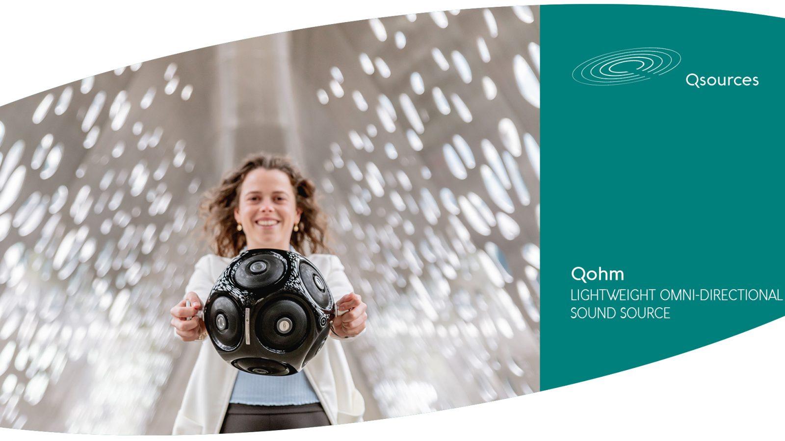 Dodecahedron Sound source building acoustics room acoustics measurements